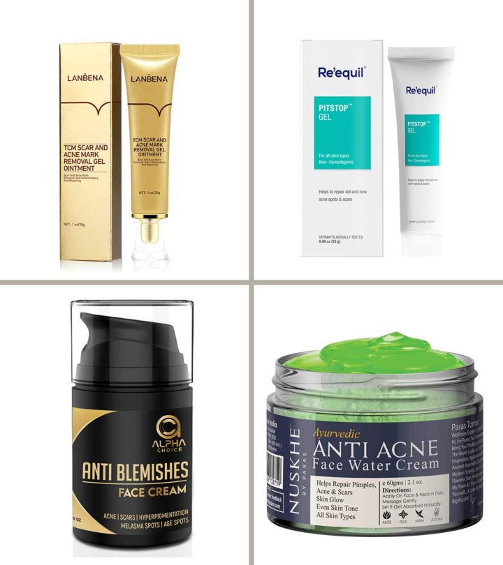 Best Scar Removal Creams In India In 2021