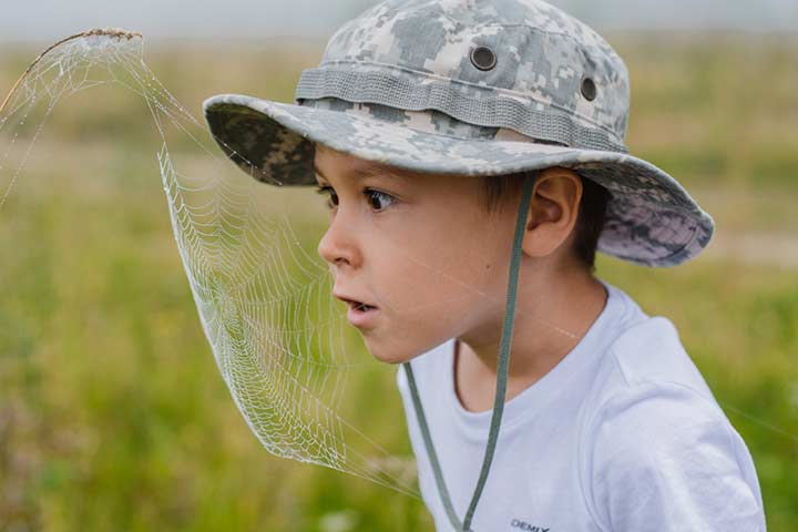 30 Informative And Fun Facts About Spiders For Kids