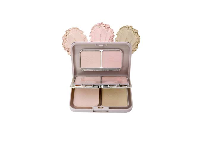 3–in-1 Compact Powder