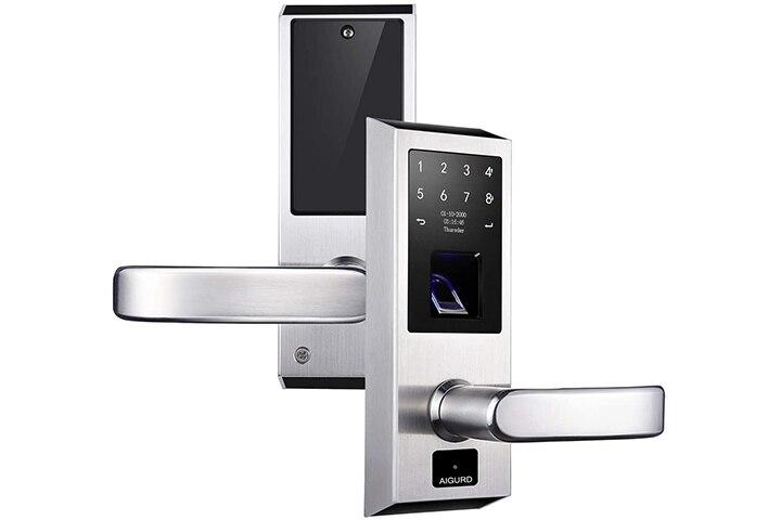 AIGURD Fingerprint Door Lock