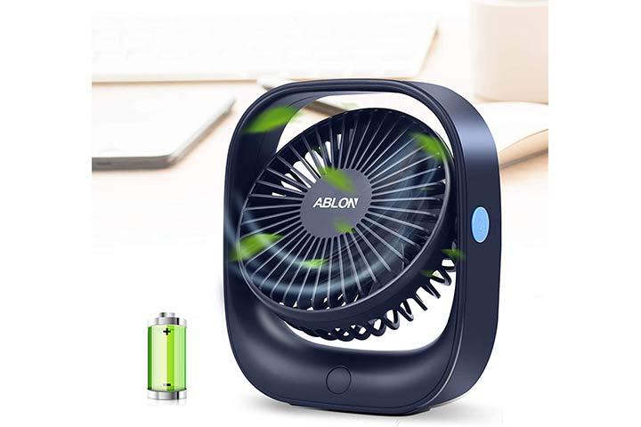 Ablon Portable Desk Fan