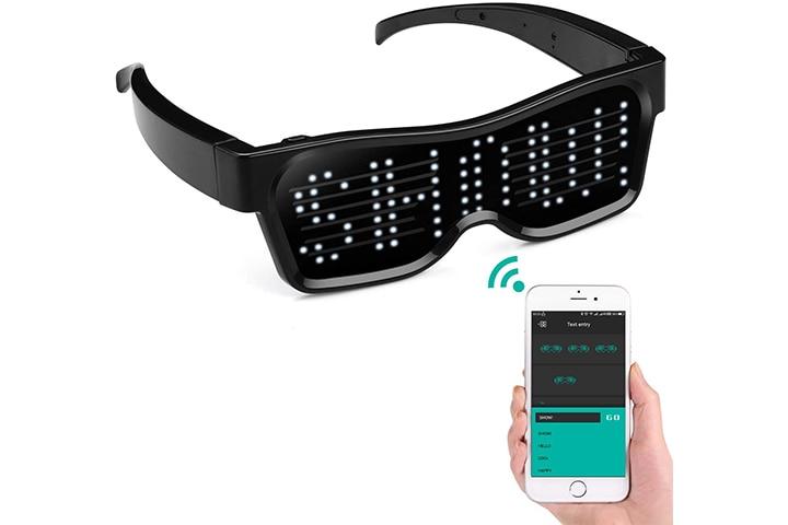 Alavisxf xx LED Glasses
