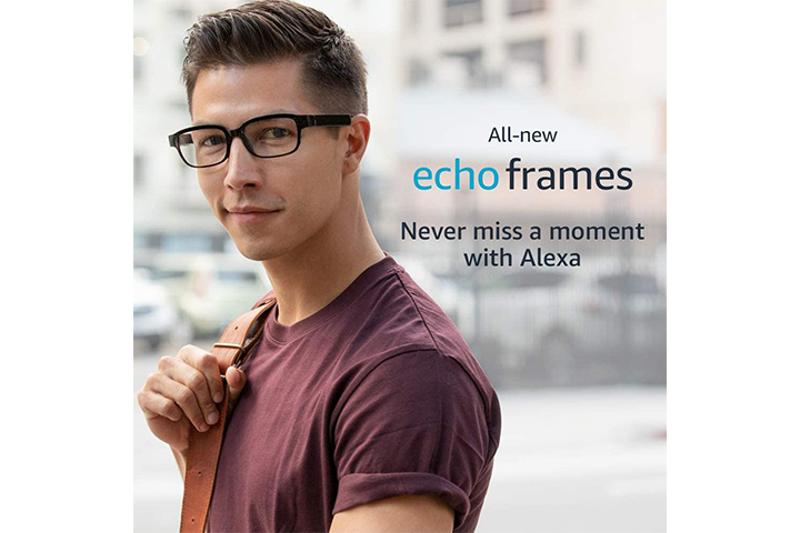Amazon All-New Echo Frames