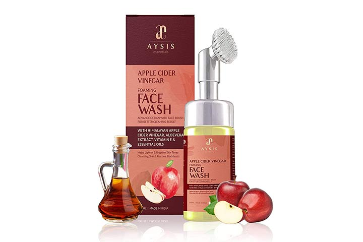 Aysis Vitamin C Facial Cleanser
