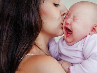 स्तनपान के दौरान शिशु के रोने के 20 प्रमुख कारण | Baby Crying During Breastfeeding In Hindi