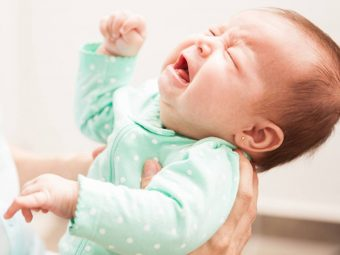 Baby Crying When Pooping: Reasons, When To Worry And Remedies