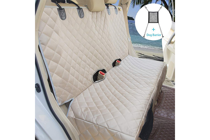 Bark Lover Deluxe Dog Seat Cover