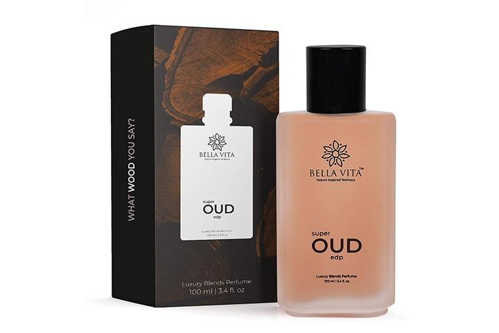 Bella Vita Organic Super Oud Unisex Perfume