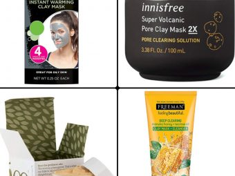 11 Best Clay Masks for Oily Skin in India In 2021