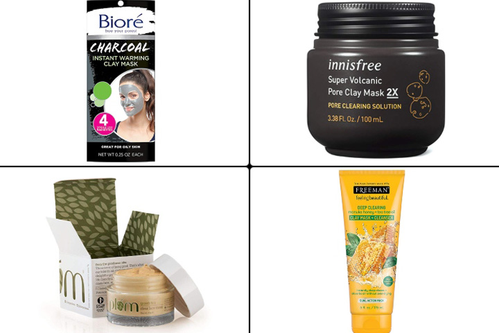 Best Clay Masks for Oily Skin in India