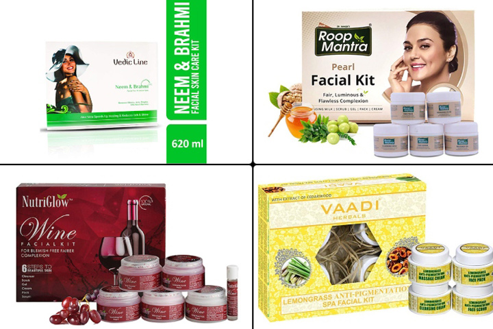 Best Facial Kits For Acne Prone Skin
