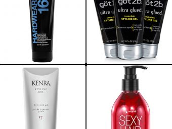 13 Best Hair Gels For Women In 2021
