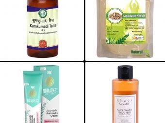 10 Best Herbal Skincare Products in India In 2021