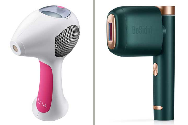 Best Laser Hair Removal Machines For Flawless Skin At Home!