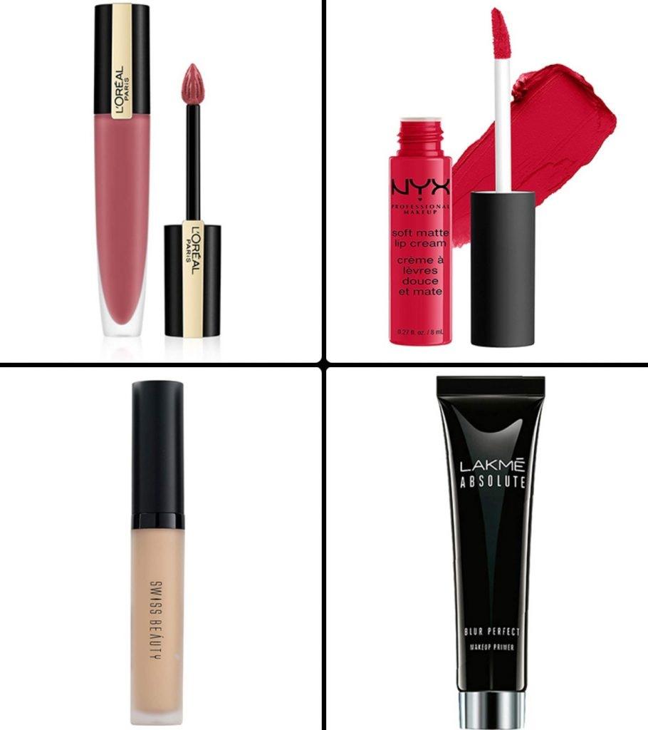 20 Best Makeup Brands In India 20