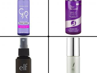 15 Best Makeup Setting Sprays In India In 2021