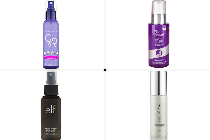 Best Makeup Setting Sprays In India