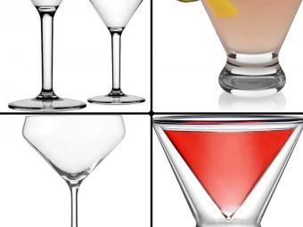 11 Best Martini Glasses To Buy in 2021