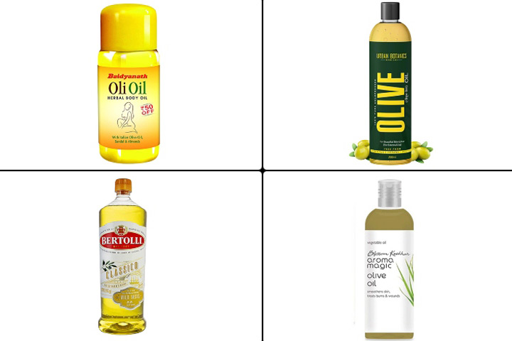 Best Olive oils For Skin In India
