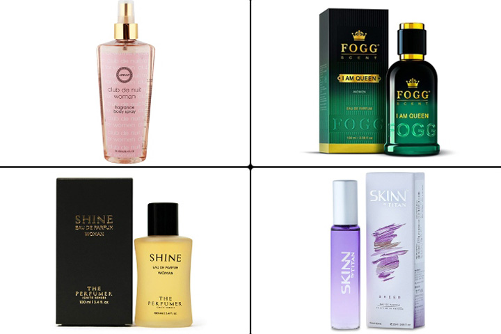Best Perfumes For Women In India