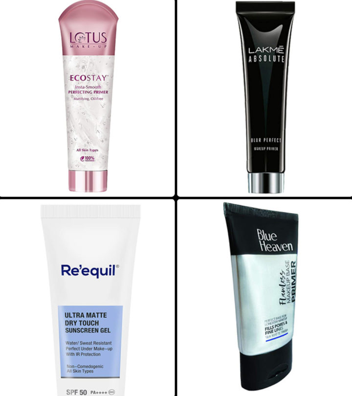 Best Primers For Acne Prone Skin in India