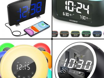 11 Best Radio Alarm Clocks To Buy In 2021