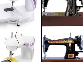 9 Best Sewing Machines In India Under Rs. 5000