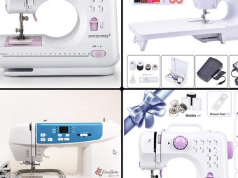 11 Best Sewing Machines With Embroidery To Buy In 2021