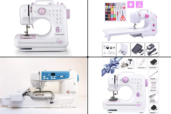 Best Sewing Machines With Embroidery