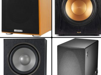 13 Best Subwoofers For Your Home In 2021