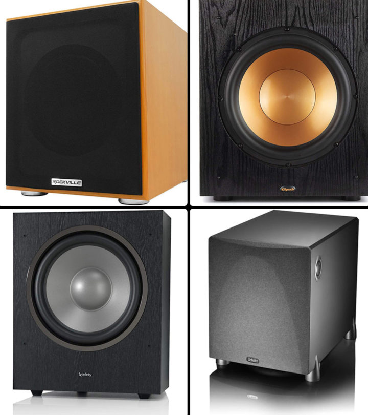 Best Subwoofers For Your Home