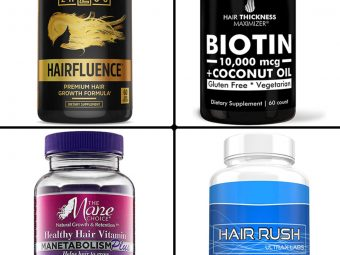17 Best Supplements For Hair Growth And Thickness in 2021