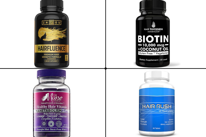 Best Supplements For Hair Growth And Thickness