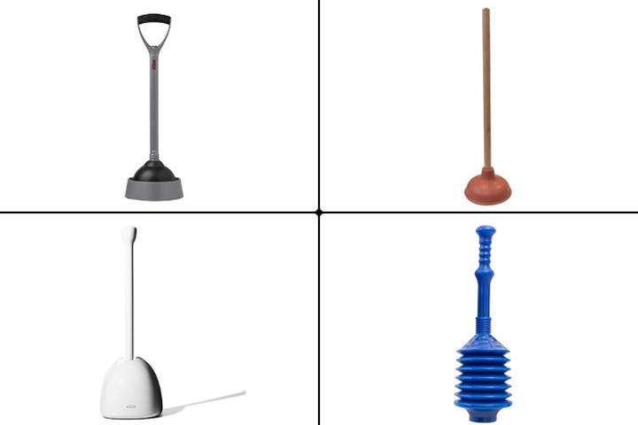 Best Toilet Plungers To Buy