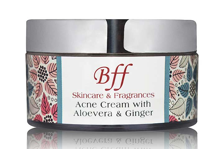 Bff Organic Acne Treatment And Scar Removal Face Cream