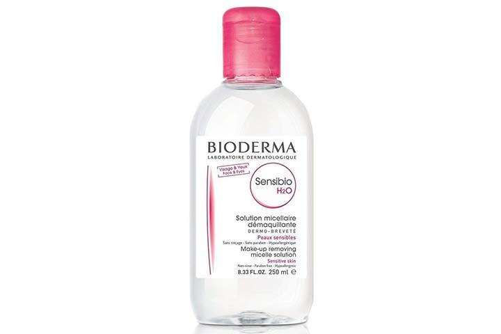 Bioderma Sensibio H2O Makeup Removing Micelle Solution