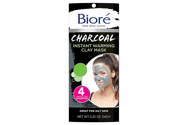 Biore's Clay Mask