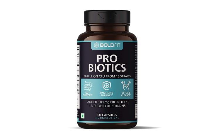 Boldfit Probiotics