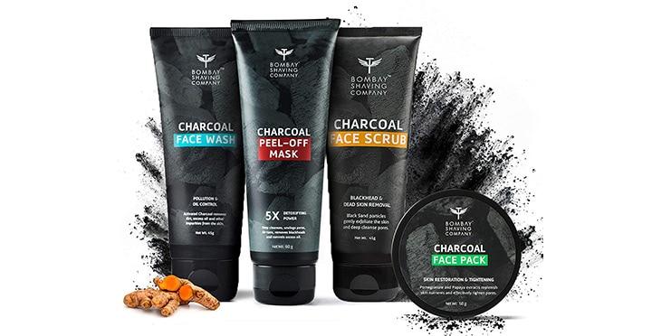 Bombay Shaving Company Facial Kit
