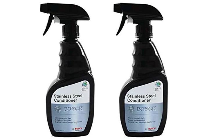 Bosch Stainless Steel Conditioner Spray