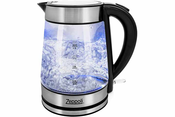 Cafe Brew Collection Stove Top Kettle