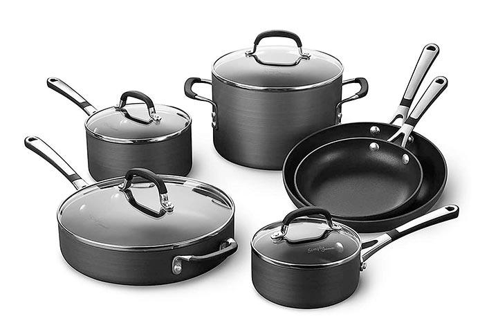 Calphalon Simply Pots And Pans Set