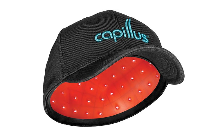 CapillusUltra Mobile Laser Therapy Cap