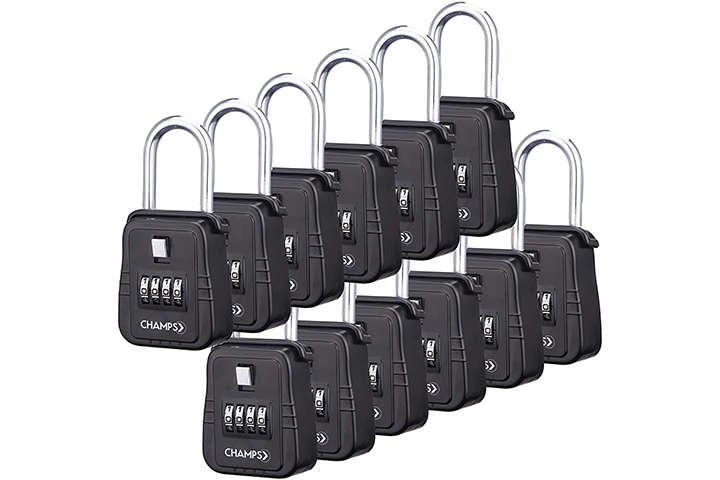 Champs Key Lock Box