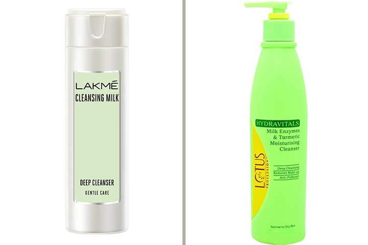 Cleansers For Dry Skin