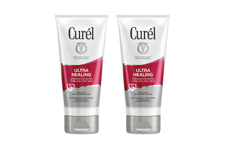 Curel Ultra Healing Intensive Lotion