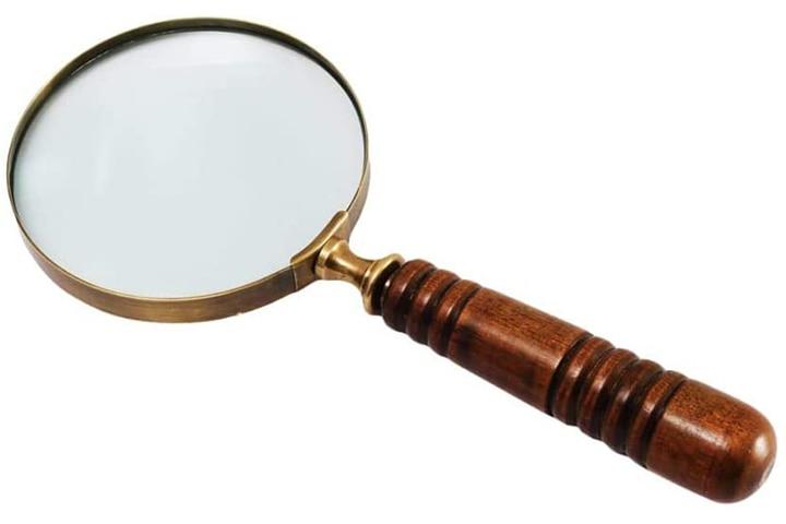 Deconoor Store Handheld Magnifying Glass