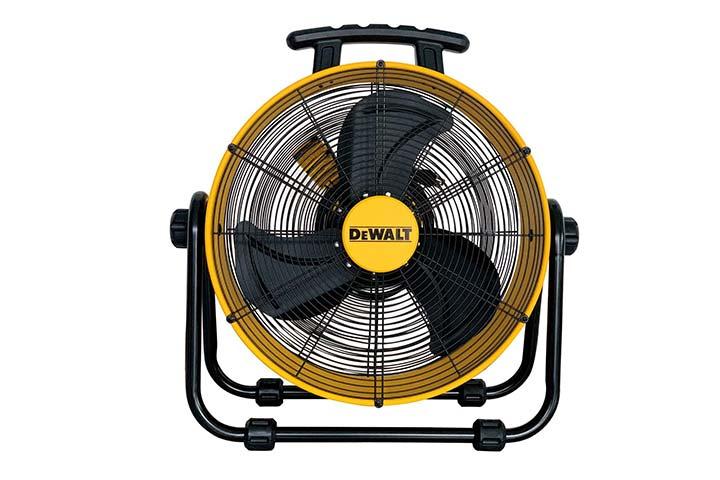 Dewalt DXF-2042 High-Velocity Floor Fan