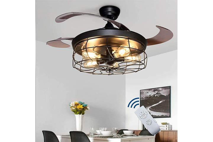Dinglilighting Ceiling Fan