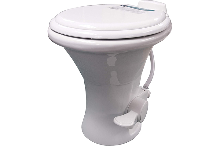 Domestic Sanitation Toilet Bone Std